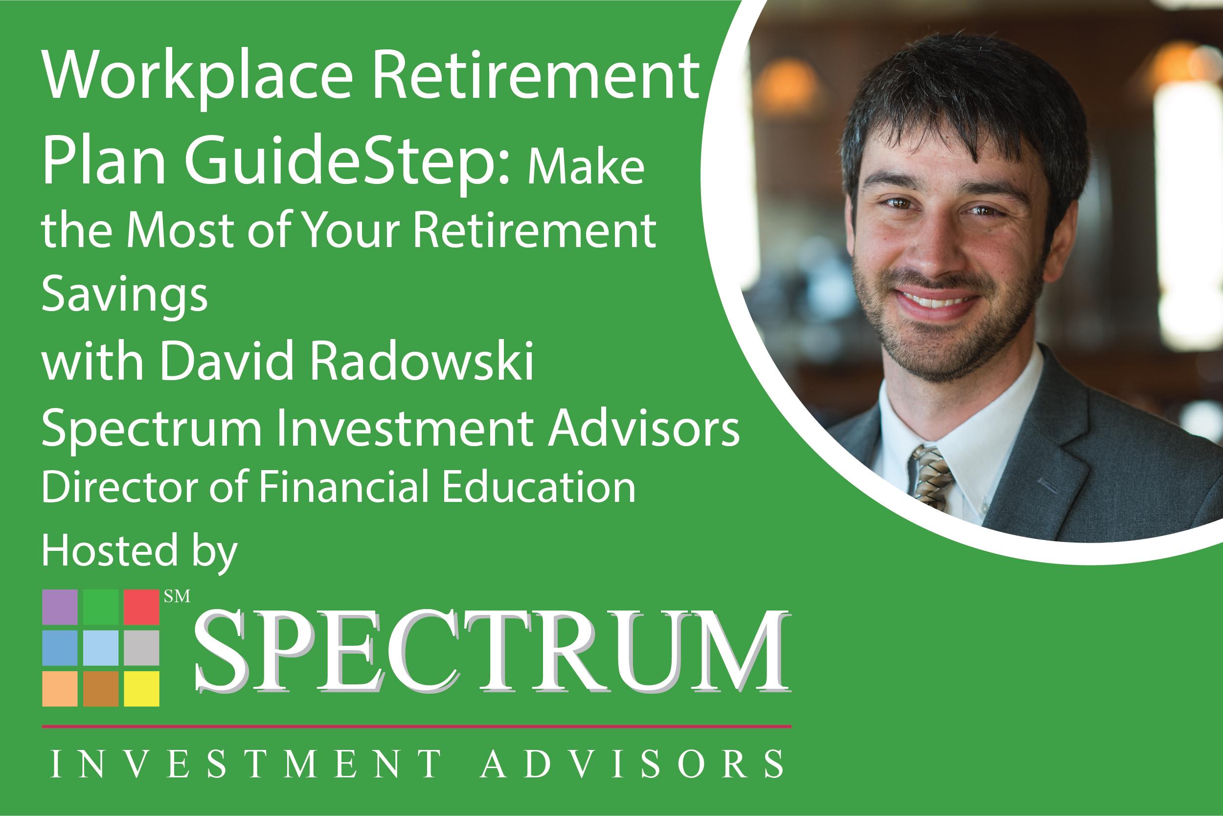 SIA Website David Radowski Make the Most of Your Retirement Savings-01